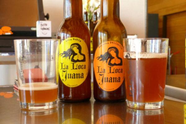 Cervezas de la Loca Juana - Destino Castilla y León