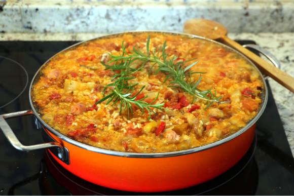 El arroz está casi listo - Destino Castilla y León