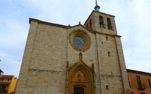Iglesia de San Julian de los Caballeros - Destino Castilla y León