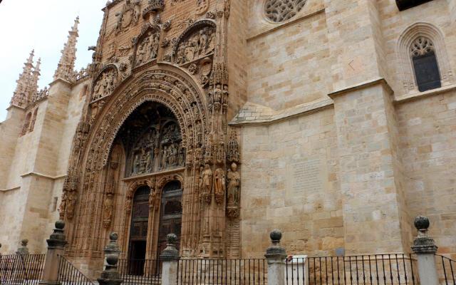 Iglesia de Santa María La Real de Aranda de Duero - Destino Castilla y León