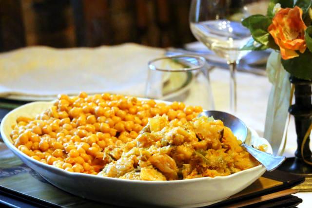 Verduras del cocido maragato - Destino Castilla y León
