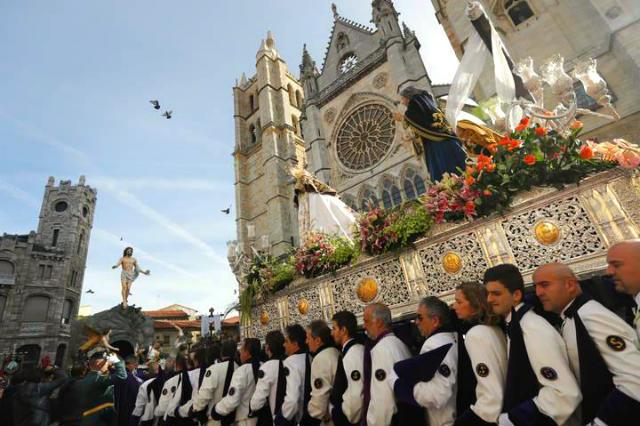 Semana Santa en León - Imagen de Diario de León