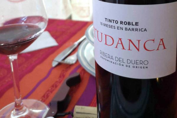 Tinto roble Tudanca - Destino Castilla y León
