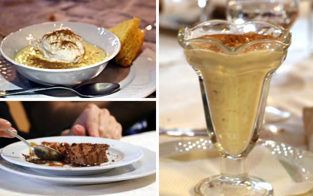 Postres a compartir al final del cocido maragato - Destino Castilla y León