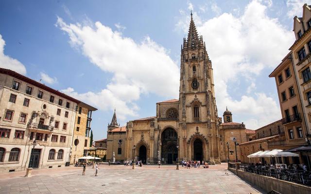 Catedral de San Salvador de Oviedo - Imagen de José García para Guía Repsol