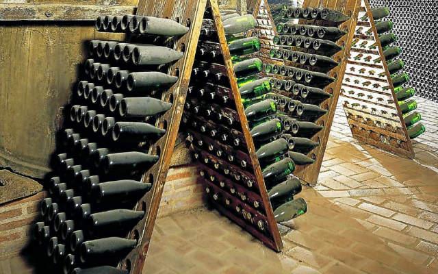 Cava de vinos espumosos en la DO. Rueda - Imagen de ArgiComunicación