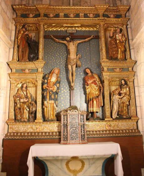 Capilla del Cristo de Juan de Valmaseda - Imagen de Maravillas de España