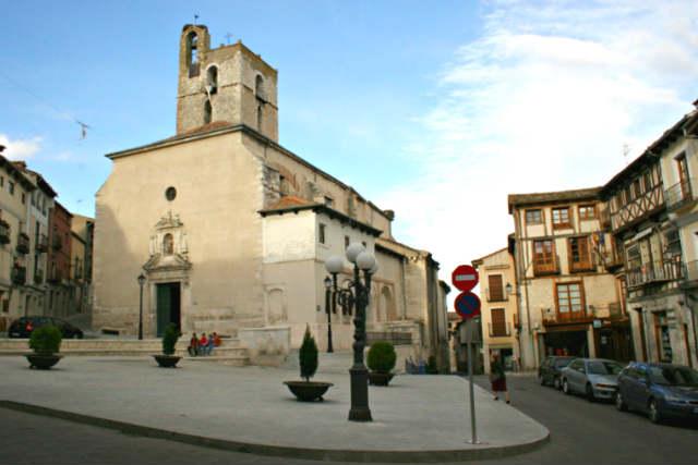 Iglesia de San Miguel de Cuéllar - Imagen de Cuellar.es