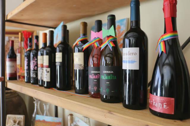 vinos y enoturismo en Bodegas Liberalia
