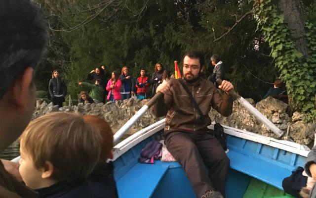 El nuevo barquero de Los Catarro - Destino Castilla y León