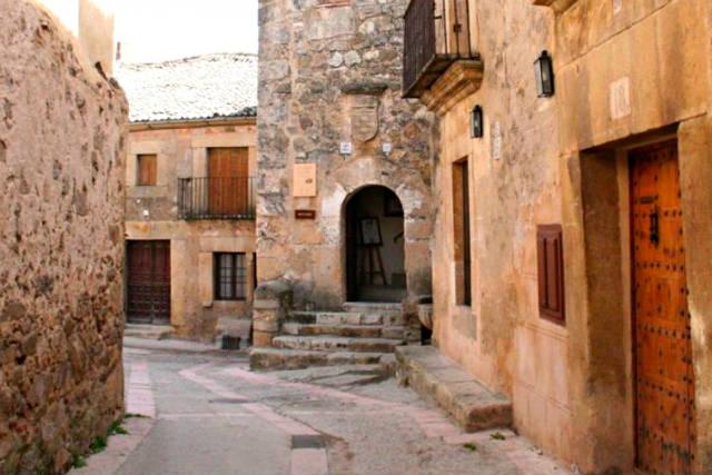 Cárcel de Pedraza - Destino Castilla y León