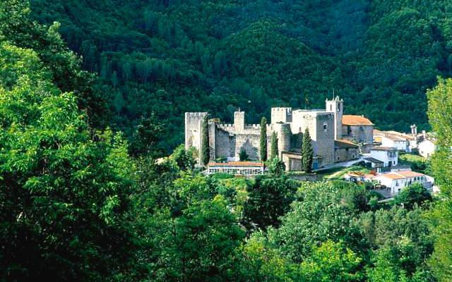 Castillo de Montemayor del Pino, en la Sierra de Béjar - Imagen de SalamancaEmoción