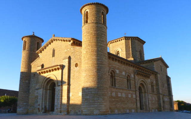 Iglesia de San Martín de Frómista - Destino Castilla y León
