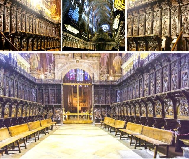 Coro de la Catedral de León - Destino Castilla y León