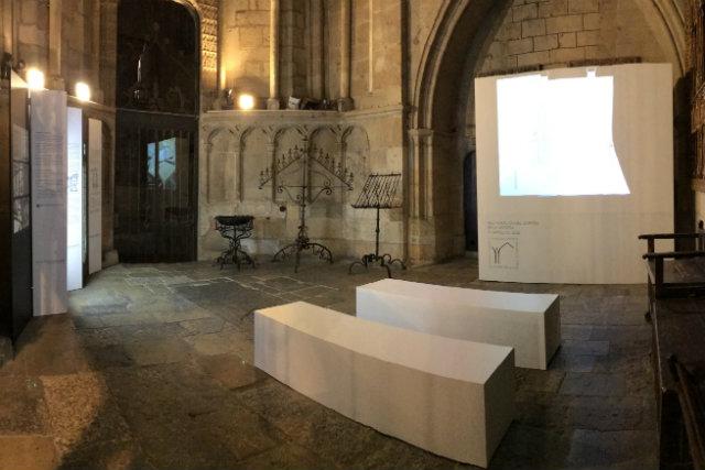 el sueño de la luz_interior de la Catedral de León_Destino Castilla y León