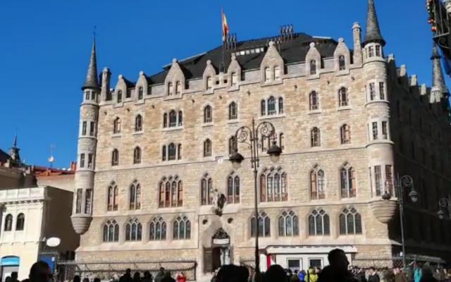 Casa Botines de León - Destino Castilla y León