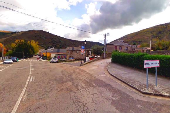 Llegando a Molinaseca desde Ponferrada - Destino Castilla y León