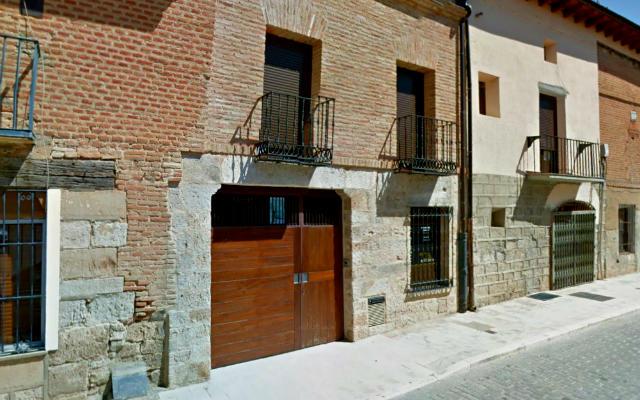 Fachada exterior de las Bodegas Valdigal de Toro - Destino Castilla y León