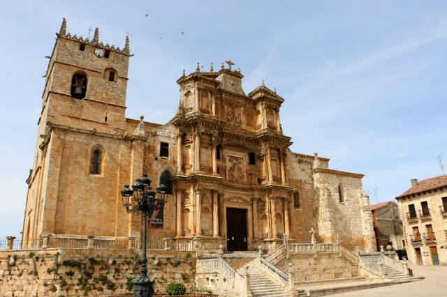 Iglesia de Santa María de Gumiel de Izán - Destino Castilla y León