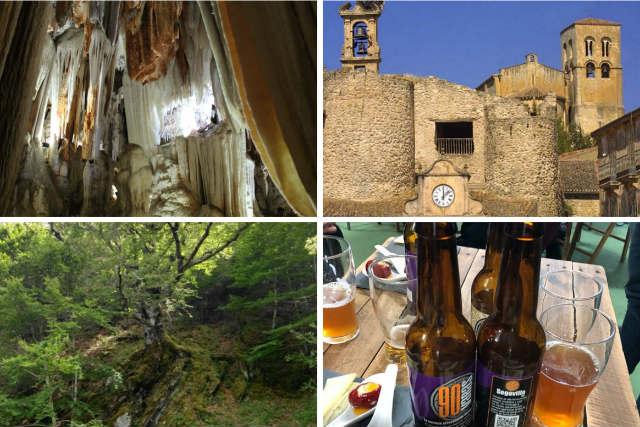 Entorno de Pedraza que puedes visitar - Destino Castilla y León