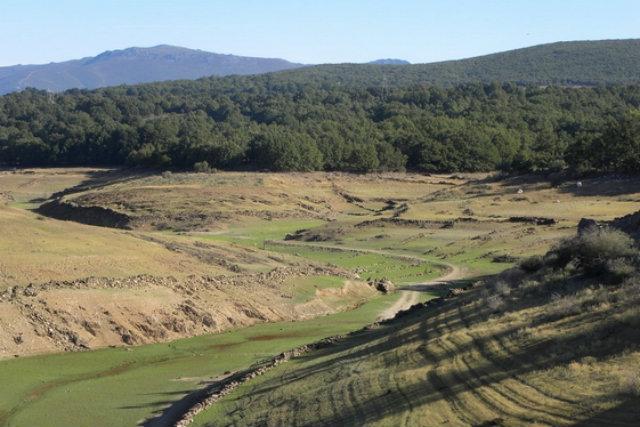 monte suave de praderas en Asturianos (Zamora) Fuente: www.sanabriacarballeda.com