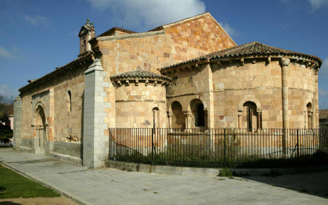 Iglesia de San Andrés de Ávila - Imagen de BlancaTeGuíaenÁvila