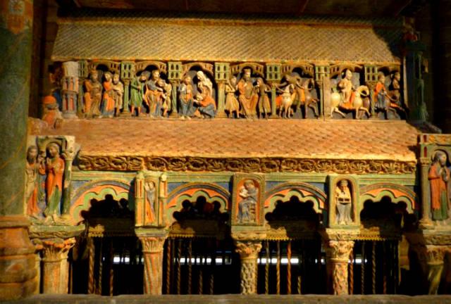 Cenotafio de los santos Vicente, Sabina y Cristeta - Destino Castilla y León