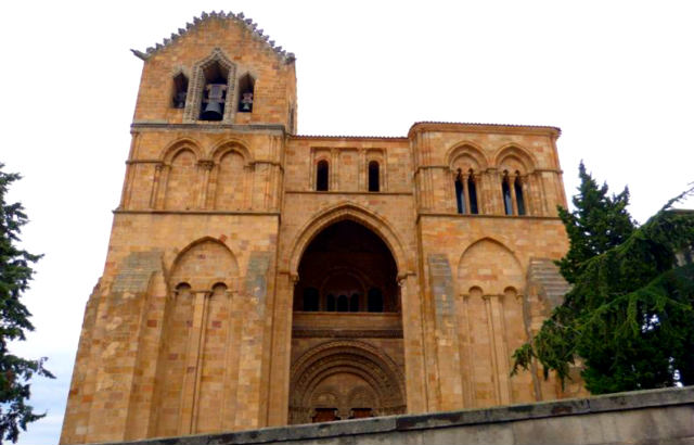 iglesias de extramuros