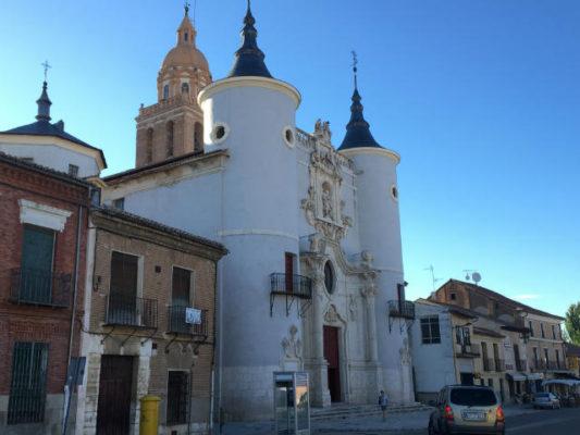 Iglesia de Santa María de la Asunción de Rueda - Destino Castilla y León