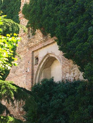 Detalle de la Iglesia de la Trinidad - Destino Castilla y León
