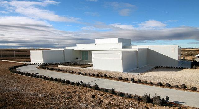Centro Astronómico de Tiedra - Fuente: www.laotramitad.org