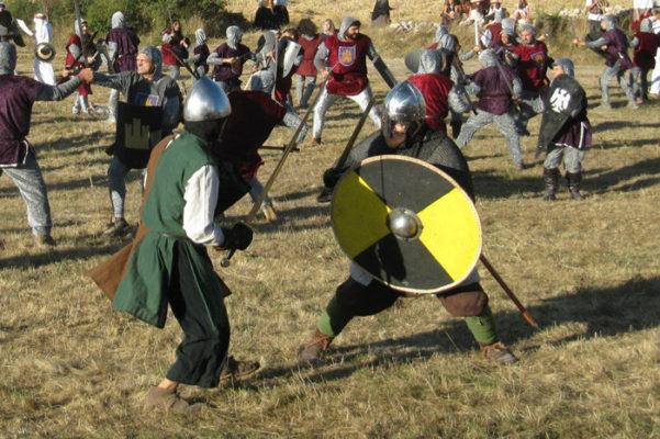 Batalla de Atapuerca 2017 - Burgos