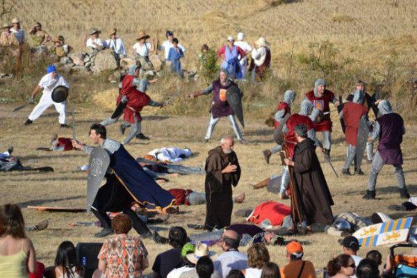 Batalla de Atapuerca - Burgos