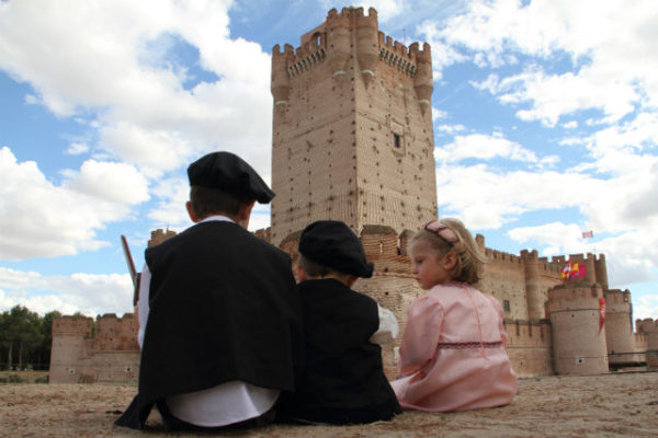 Semana Renacentista de Medina del Campo - Castillo de la Mota