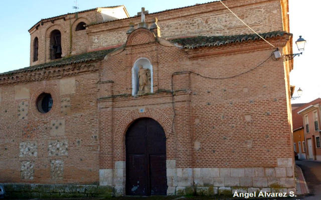 Iglesia de San Juan de Olmedo - Imagen de Valladolid y sus pueblos