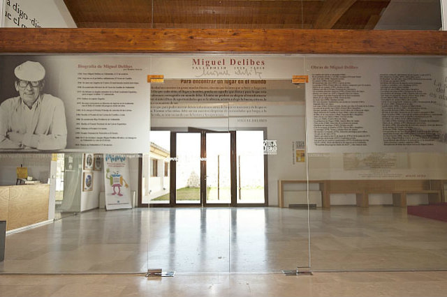 Museo del Libro Centro e-LEA Miguel Delibes Fuente: www.visitauruena.es