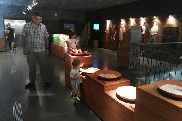 museo del pan de Mayorga - Destino Castilla y León