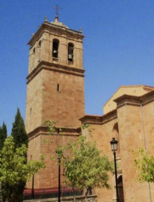 Campanario de la Concatedral de Soria - Destino Castilla y León