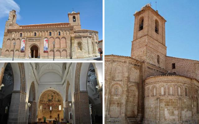 Iglesia mudéjar de San Juan de Fresno el Viejo - Destino Castilla y León