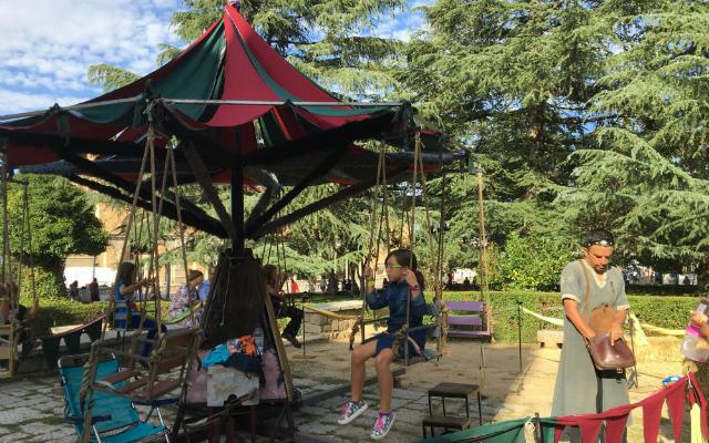 Atracciones infantiles - Destino Castilla y León