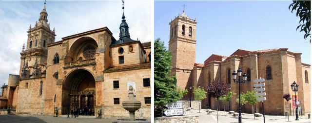 Catedral de Burgo de Osma y la Concatedral de Soria - Destino Castila y León