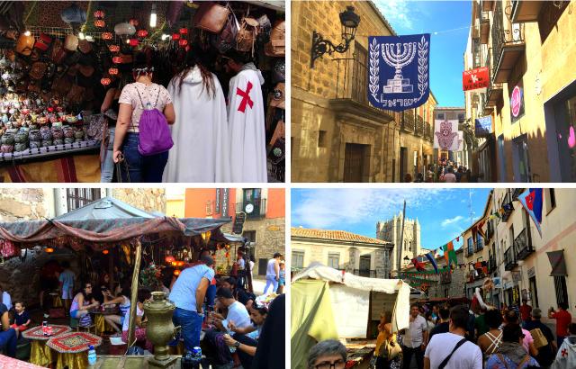 Mercados de las tres culturas en Ávila - Destino Castilla y León