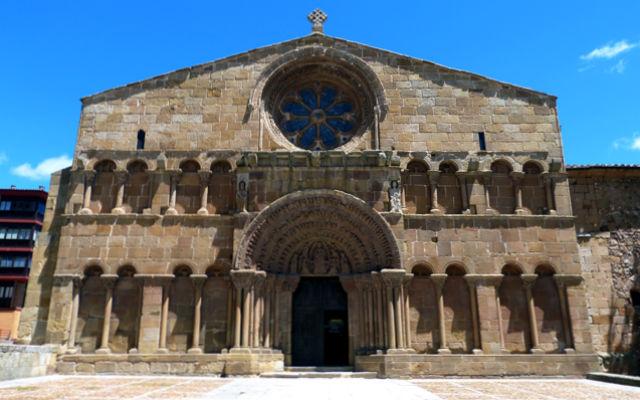 Iglesia románica de Santo Domingo de Soria - Destino Castilla y León