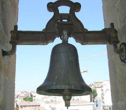 Campanillo de la Concatedral de Soria - Imagen de Wikipedia