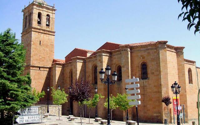 Concatedral de San Pedro de Soria - Imagen de Soria Monumental