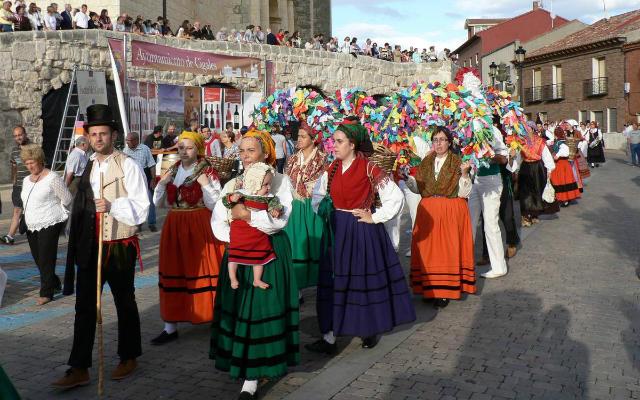 Fiestas de la Vendimia de Cigales - Imagen de ElNorteDeCastilla