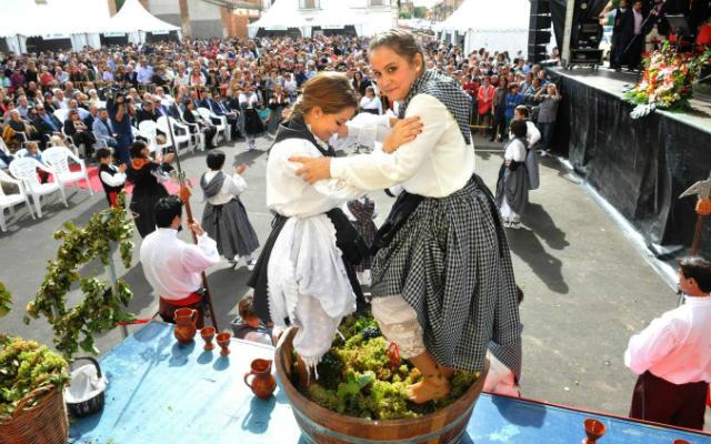 Fiestas de la Vendimia de Rueda - Imagen de ElNorteDeCastilla