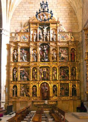 Retablo de San Nicolas