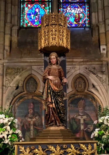 Capilla de la Virgen de la Esperanza - Destino Castilla y León