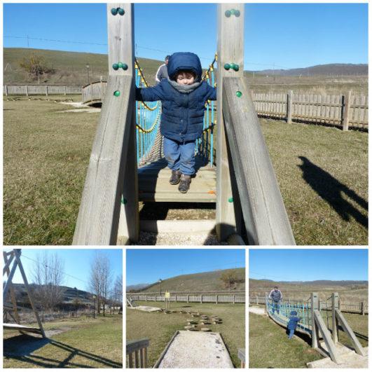Actividades en el Parque de Ocio San Pedro Manrique